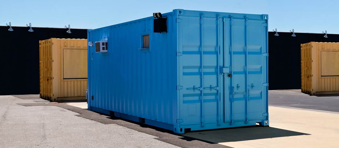 Mobile Storage Containers in Houston TX Portable Units